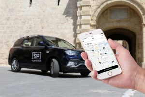 Book a Cab in Malta